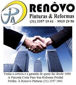Renovo Pinturas e reformas